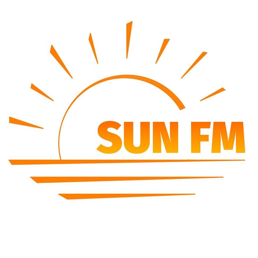 logo sunfm afropop tropical africa