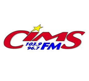 Cims logo station ids rechanté nouveau Brunswick canada